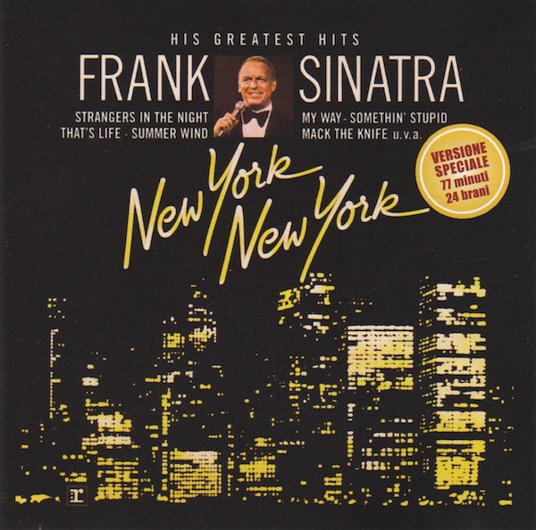 New York New York (His Greatest Hits)