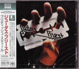 British Steel (2013, Reissue - Japan)