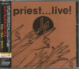 Priest...Live! (2011, Remastered Japan) (cat #: Sony Music SICP 3401-2)