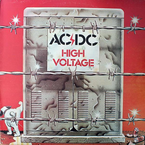 ac dc high voltage album free download