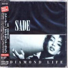 Diamond Life (2005, Remastered Sony Music, Japan) (cat #: MHCP 603)