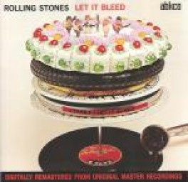Let It Bleed (1986, Remastered US)