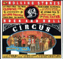 The Rolling Stones Rock And Roll Circus (1996, Original USA)