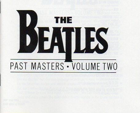 Past Masters Volume Two