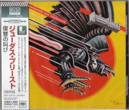 Screaming For Vengeance (2013, Reissue - Japanese Blue-Spec)