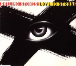 Love is strong (Maxi CD Single) (cat #: Virgin 7243 8 92507 2 5)