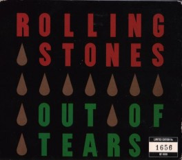 Out of tears (Limited Edition) (cat #: Virgin 7243 8 9273823)