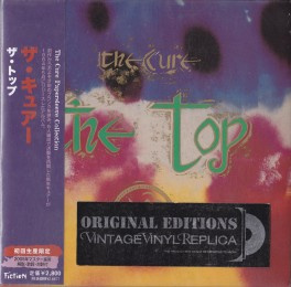 The Top (Limited Edition) (2008, Remastered Japan) (cat #: UICY-93481)