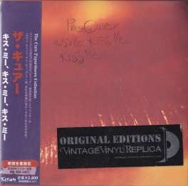 Kiss Me Kiss Me Kiss Me (Limited Edition) (2008, Remastered Japan) (cat #: UICY-93483)