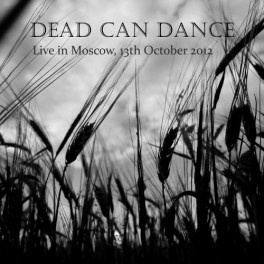 Live In Moscow, 13th October 2012