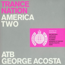 Trance Nation America, Vol. 2 (cat #: Ultra Records 1081-2)