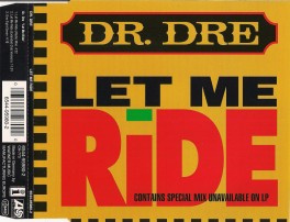 Let Me Ride (Maxi-Single)