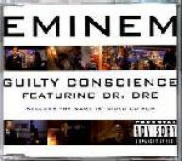 Guilty Conscience (Maxi-Single) (cat #: Interscope Records 497 129-2)