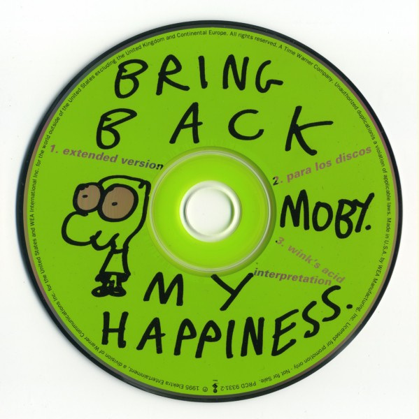 Bring Back My Happiness!