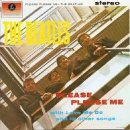 Please Please Me (2009, Stereo Remastered Parlophone)