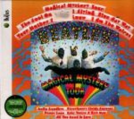Magical Mystery Tour (2009, Stereo Remastered Parlophone)