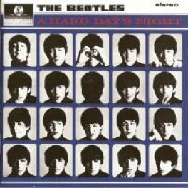 A Hard Day's Night (2009, Stereo Remastered Parlophone)