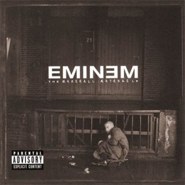 The Marshall Mathers LP (2012, Reissue) (cat #: Aftermath Entertainment ‎– UICY-20342)
