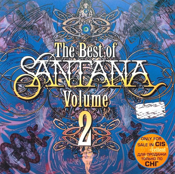 The Best Of Santana Volume 2