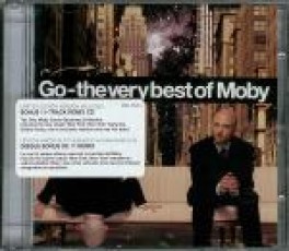 Go - The Very Best Of Moby (cat #: V2 Records, Inc. 63881-27347-2 )