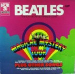 Magical Mystery Tour (cat #: Apple Records – SHZE 327)